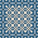 Azulejos portugueses Fotos de archivo