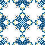 Azulejos portugueses Imágenes de archivo libres de regalías