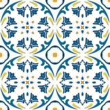 Azulejos portugueses Foto de archivo libre de regalías