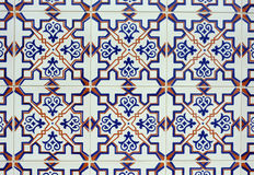 Azulejos portugueses Fotos de archivo libres de regalías