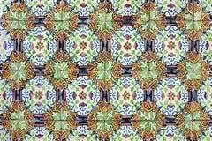 Azulejos portugueses Imagenes de archivo