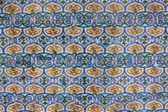 azulejos tło Fotografia Stock