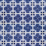 Azulejos, tiled background stock photography