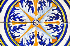 Azulejos. Royalty Free Stock Image