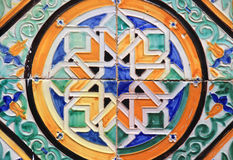 Azulejos. Royalty Free Stock Photography