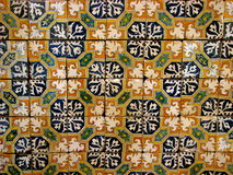 Azulejos - Tiles Stock Photography