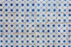 Azulejos - Tiles from Portugal Stock Photography