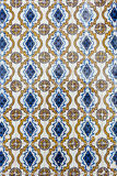 Azulejos - Tiles from Portugal Royalty Free Stock Image