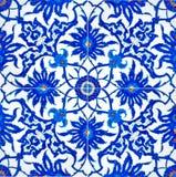 Azulejos turcos Imagenes de archivo