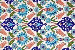Azulejos turcos Imagen de archivo libre de regalías