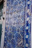 Azulejos van Lissabon Stock Fotografie