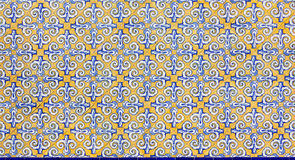 Azulejos Wall Royalty Free Stock Photography