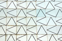 Azulejos (wall tiles) in Porto Royalty Free Stock Images