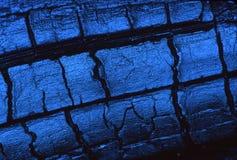 Azules de cobalto Fotografía de archivo