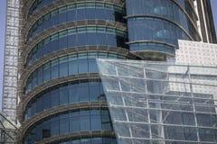 Azules 1 de los ventanas de Textura Imágenes de archivo libres de regalías