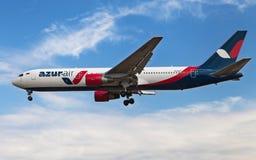 Azur Air Boeing 767 Arkivfoto