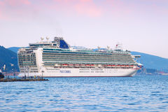 Azura liner Royalty Free Stock Photography