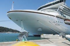Azura statek Zdjęcie Stock