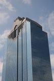 azure голубой небоскреб Стоковое Изображение RF