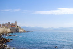 Azure Coast Royalty Free Stock Images