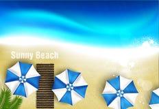 Azure Coast Lizenzfreies Stockbild