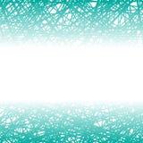 Azure Line Background astratta illustrazione vettoriale