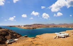 Azure paradise Royalty Free Stock Image