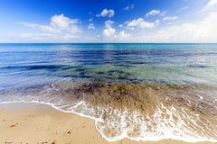 Azure Sea Fotografering för Bildbyråer
