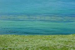 Azure sea. Stock Photography