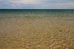 Azure sea Stock Photos