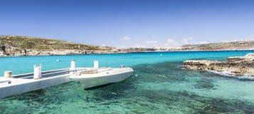 Azure sea Stock Photo