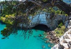 Summer Arch of San Felice, Italy. Summer Architello (Arch) of San Felice on the Gargano peninsula in Puglia, Italy Stock Image