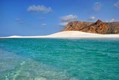 Indian ocean shore Royalty Free Stock Photo