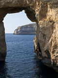 The Azure Window Stock Photography