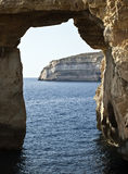 The Azure Window Royalty Free Stock Photos