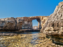 The Azure Window Stock Photos