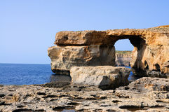 Azure window Stock Images
