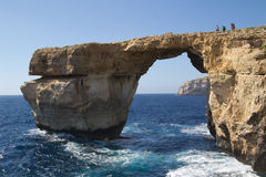 Azure Window Royalty Free Stock Images
