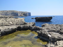 Azure Window Area Royalty Free Stock Photography