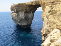 Azure Window Area Royalty Free Stock Photo