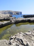 Azure Window Area Royalty Free Stock Images