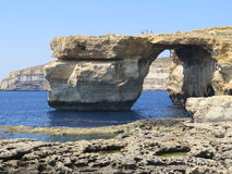 Azure Window Area Stock Photos