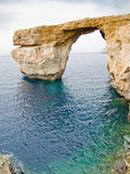 Azure Window Stock Photo