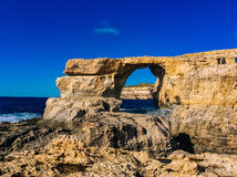 Azure Window Royalty Free Stock Image