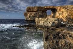Azure Window, Gozo Stock Image