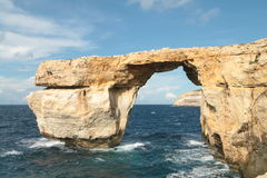 Azure Window Royalty Free Stock Photography
