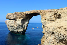 Azure Window Stock Image