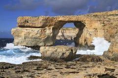 Azure Window, Gozo Malta Stock Photography