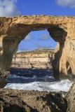 Azure Window, Gozo Malta Royalty Free Stock Image