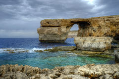 The Azure window Stock Photo